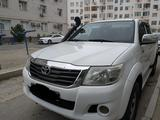 Toyota Hilux 2013 года за 8 000 000 тг. в Актау