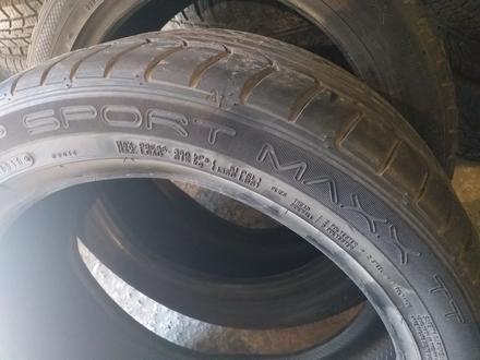 225/45R17 Dunlop SP SPORT MAXX за 20 000 тг. в Алматы – фото 2