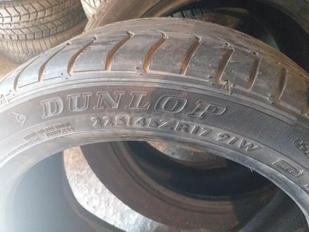 225/45R17 Dunlop SP SPORT MAXX за 20 000 тг. в Алматы – фото 3