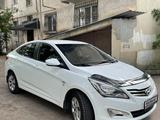 Hyundai Accent 2014 года за 4 500 000 тг. в Алматы – фото 2