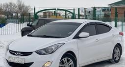 Hyundai Elantra 2013 года за 4 800 000 тг. в Уральск – фото 2