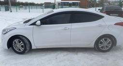 Hyundai Elantra 2013 года за 4 800 000 тг. в Уральск – фото 4