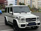Mercedes-Benz G 63 AMG 2013 года за 33 000 000 тг. в Алматы – фото 2