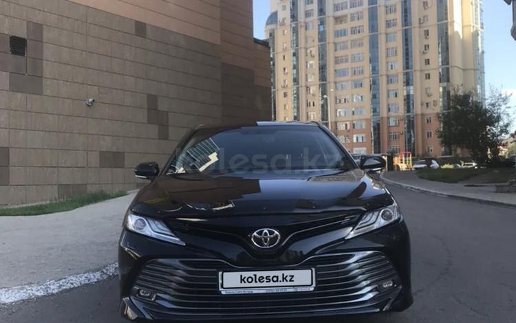 Toyota Camry 2019 года за 13 260 000 тг. в Нур-Султан (Астана)