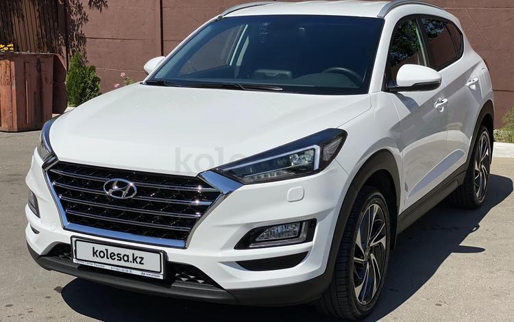Hyundai Tucson 2019 года за 11 200 000 тг. в Нур-Султан (Астана)