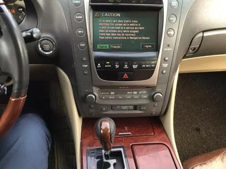 Lexus GS 300 2006 года за 3 528 350 тг. в Актобе – фото 5