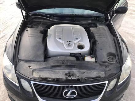 Lexus GS 300 2006 года за 3 528 350 тг. в Актобе – фото 10