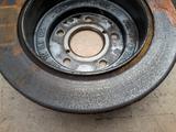 Тормозные диски задние за 5 000 тг. в Алматы – фото 2