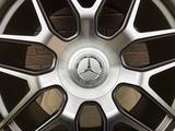 Диски AMG R21 на Mercedes G-Classe W463 Гелендваген за 600 000 тг. в Алматы – фото 3