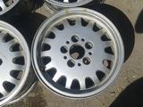 Оригинальные легкосплавные диски R15, стиль 6, на BMW 3 (Германия за 55 000 тг. в Нур-Султан (Астана) – фото 2