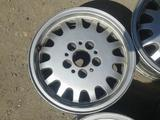 Оригинальные легкосплавные диски R15, стиль 6, на BMW 3 (Германия за 55 000 тг. в Нур-Султан (Астана) – фото 4