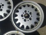 Оригинальные легкосплавные диски R15, стиль 6, на BMW 3 (Германия за 55 000 тг. в Нур-Султан (Астана) – фото 5