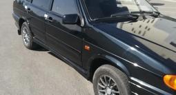 ВАЗ (Lada) 2115 (седан) 2008 года за 1 100 000 тг. в Шымкент – фото 3