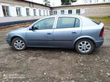 Opel Astra 2003 года за 2 290 000 тг. в Петропавловск – фото 4