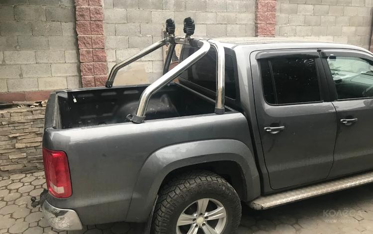 Защитные дуги на VW Amarok за 190 000 тг. в Алматы