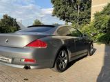 BMW 650 2006 года за 6 000 000 тг. в Алматы – фото 5