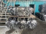 Двигатель toyota Camry 3.5 литра Двигатель toyota 2GR-fe 3.5 акпп за 97 823 тг. в Алматы