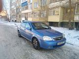 Chevrolet Lacetti 2005 года за 1 450 000 тг. в Уральск – фото 3