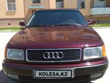 Audi 100 1991 года за 1 500 000 тг. в Туркестан