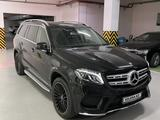 Mercedes-Benz GLS 400 2018 года за 35 000 000 тг. в Нур-Султан (Астана)