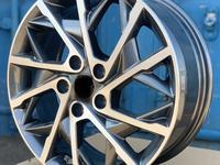 Новые диски 17ти дюймовые на Hyundai за 165 000 тг. в Нур-Султан (Астана)