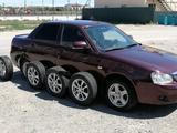 ВАЗ (Lada) Priora 2170 (седан) 2013 года за 2 500 000 тг. в Семей – фото 2