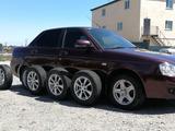 ВАЗ (Lada) Priora 2170 (седан) 2013 года за 2 500 000 тг. в Семей – фото 3
