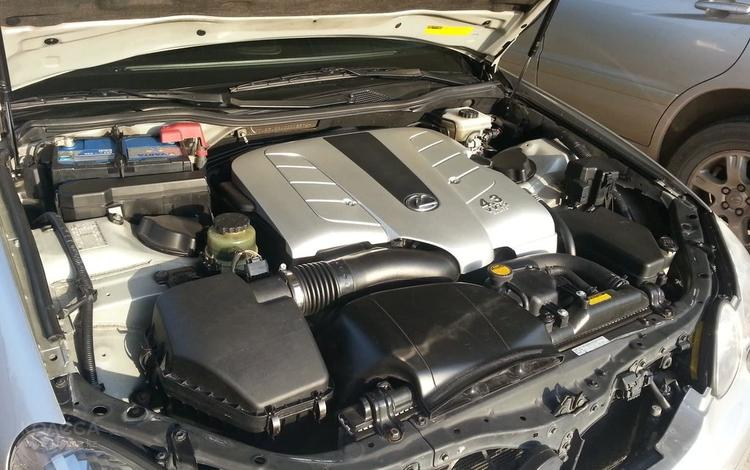 Двигатель на lexus GS 430. Двигатель на Лексус GS 430 за 101 010 тг. в Алматы
