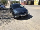 Skoda Rapid 2014 года за 4 250 000 тг. в Кызылорда – фото 2