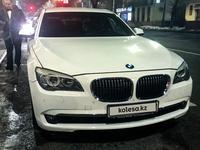 BMW 750 2010 года за 10 000 000 тг. в Алматы
