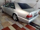 Mercedes-Benz S 320 1997 года за 2 800 000 тг. в Нур-Султан (Астана) – фото 4
