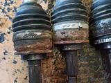 Привод передний, правый и левый Субару Форестер sg sf за 25 000 тг. в Караганда – фото 3