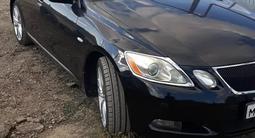 Lexus GS 350 2007 года за 3 500 000 тг. в Актобе – фото 3