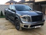 Nissan Titan 2018 года за 22 000 000 тг. в Алматы – фото 3