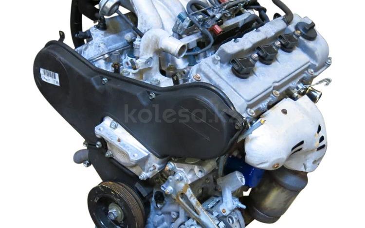 Двигатель 1 МЗ Toyota Highlander (тойота хайландер) за 96 960 тг. в Нур-Султан (Астана)