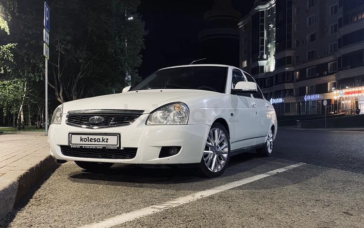 ВАЗ (Lada) 2170 (седан) 2014 года за 2 750 000 тг. в Нур-Султан (Астана)