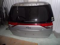 Дверь багажника Toyota Estima за 100 тг. в Алматы