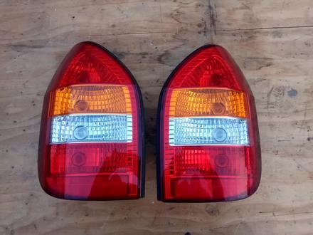 На Опель Зафира Zafira A - фонарь левый и правый за 25 000 тг. в Алматы – фото 11