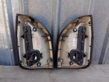 На Опель Зафира Zafira A - фонарь левый и правый за 25 000 тг. в Алматы – фото 8