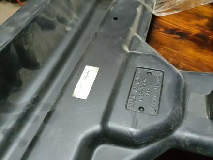 Передняя губа на Toyota Hilux Surf (130) (универсальная) за 40 000 тг. в Алматы – фото 5