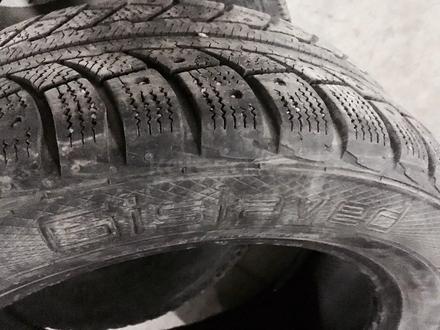 2 зимние шины Gislaved Nord Frost 205/55/16 за 12 500 тг. в Нур-Султан (Астана)