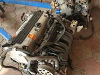 Двигатель k20a, k24a Honda Crv RD4-RD9 за 250 000 тг. в Алматы