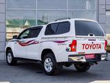 Toyota Hilux 2019 года за 19 260 000 тг. в Шымкент – фото 3
