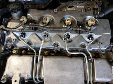 Двигатель на тойоту 2.0 объем за 150 000 тг. в Алматы – фото 2