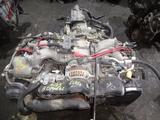 Двигатель SUBARU EJ25 за 461 100 тг. в Кемерово