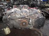 Двигатель SUBARU EJ25 за 461 100 тг. в Кемерово – фото 2