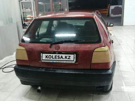Volkswagen Golf 1993 года за 1 100 000 тг. в Алматы