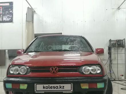 Volkswagen Golf 1993 года за 1 100 000 тг. в Алматы – фото 3