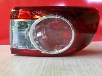 Задний фонарь Toyota Corolla 150 за 11 500 тг. в Алматы