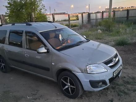 ВАЗ (Lada) Largus 2015 года за 2 900 000 тг. в Экибастуз – фото 4